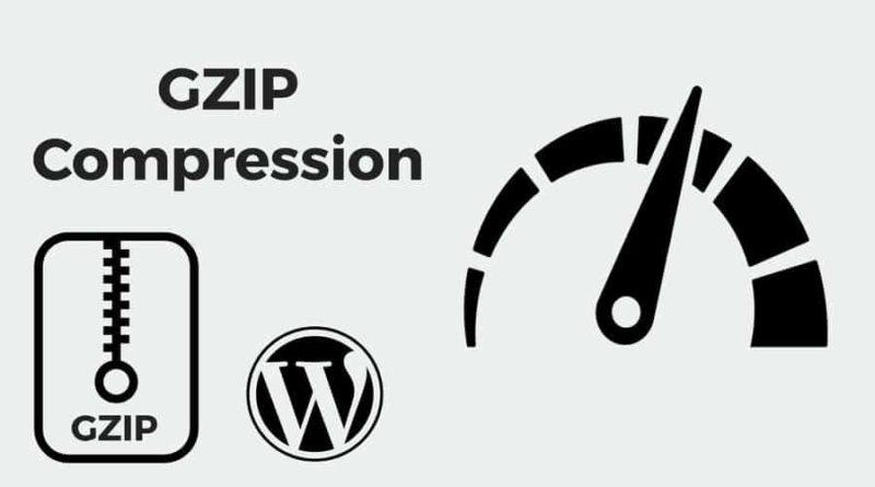 فعالسازی Gzip