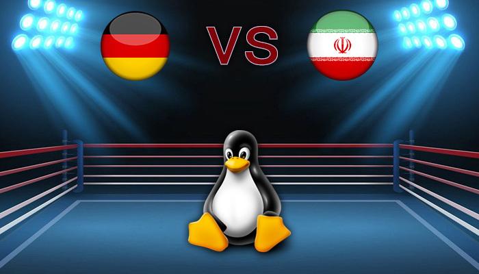 سرور ایران یا سرور اروپا