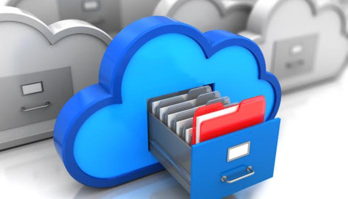 فضای ذخیره ابری برای سایت