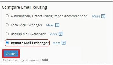 اتصال ایمیل به هاست